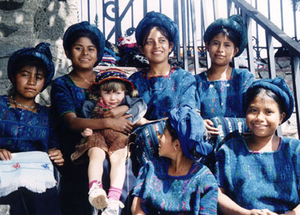 The Santa Catalina Girls